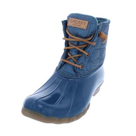 Sperry Womens Saltwater Winter Boots Waterproof