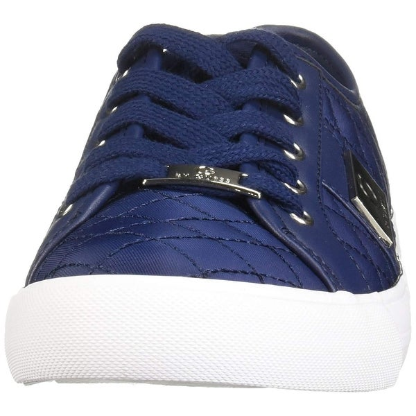 f8691ae12449 Shop G by GUESS Backer2 Women s Lace-Up Sneakers Shoes - Free ...
