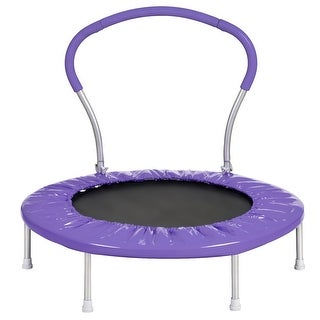 Link to Merax 36 Inch Trampoline with Hander Similar Items in Fitness & Exercise Equipment