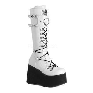 f097f603b03 Buy Demonia Women s Boots Online at Overstock
