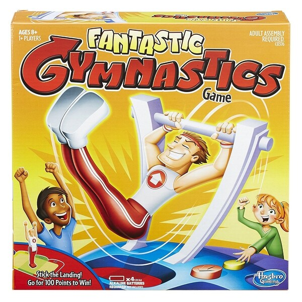 Fantastic Gymnastics Game - multi