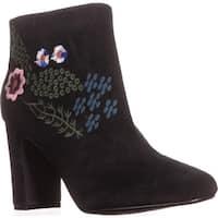 Nanette Lepore Beverly Ankle Boots, Black