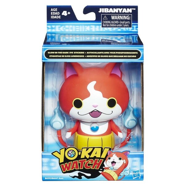 Yo-Kai Watch Mood Reveal Figure: Jibanyan - multi