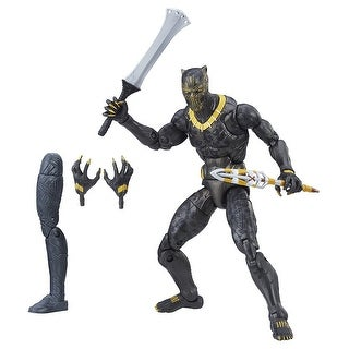 "Marvel Black Panther Legend Series 6"" Action Figure: Erik Killmonger - multi"