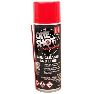 Hornady 9990 hornady 9990 one shot cleaner/dry lube