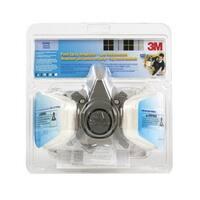 3M 6211PA1-A Paint Spray & Pesticide Respirator