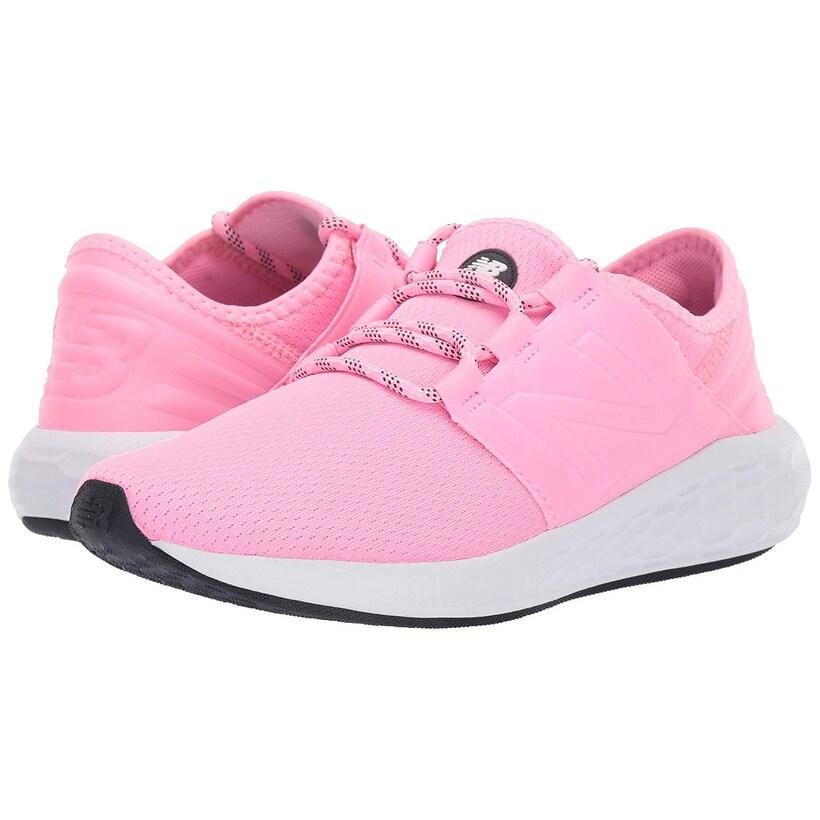 New Balance unisex-child Cruz V2 Fresh Foam Running Shoe