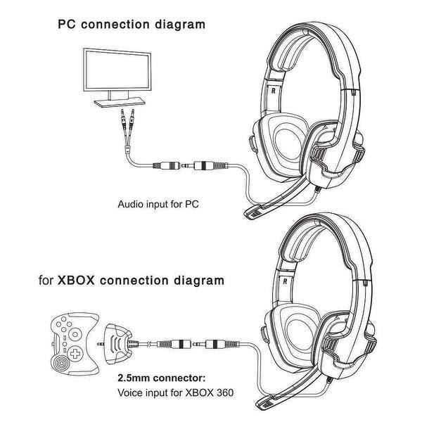 Xbox 360 Headset Mic Wiring Diagram