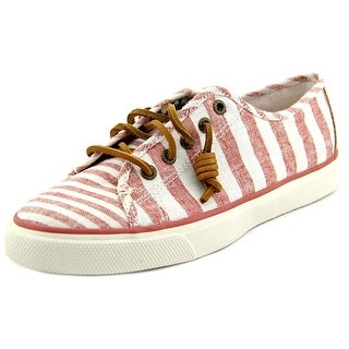 Sperry Top Sider Seacoast Multi Strpe Women Canvas Multi Color