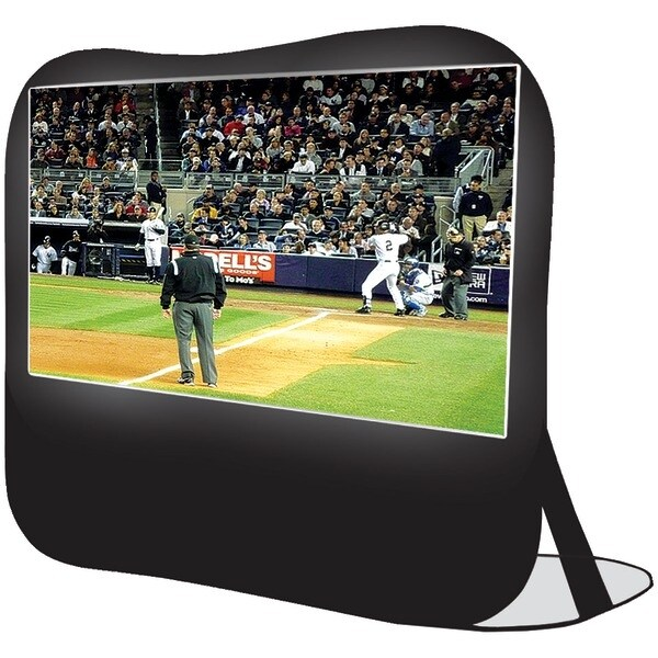 "Sima Xl-84Pop 84"" Pop-Up Projection Screen"
