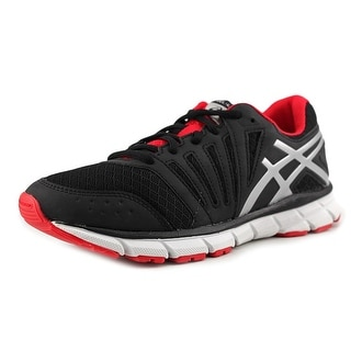 Asics Gel-Lyte33 2 GS Youth Round Toe Synthetic Black Running Shoe
