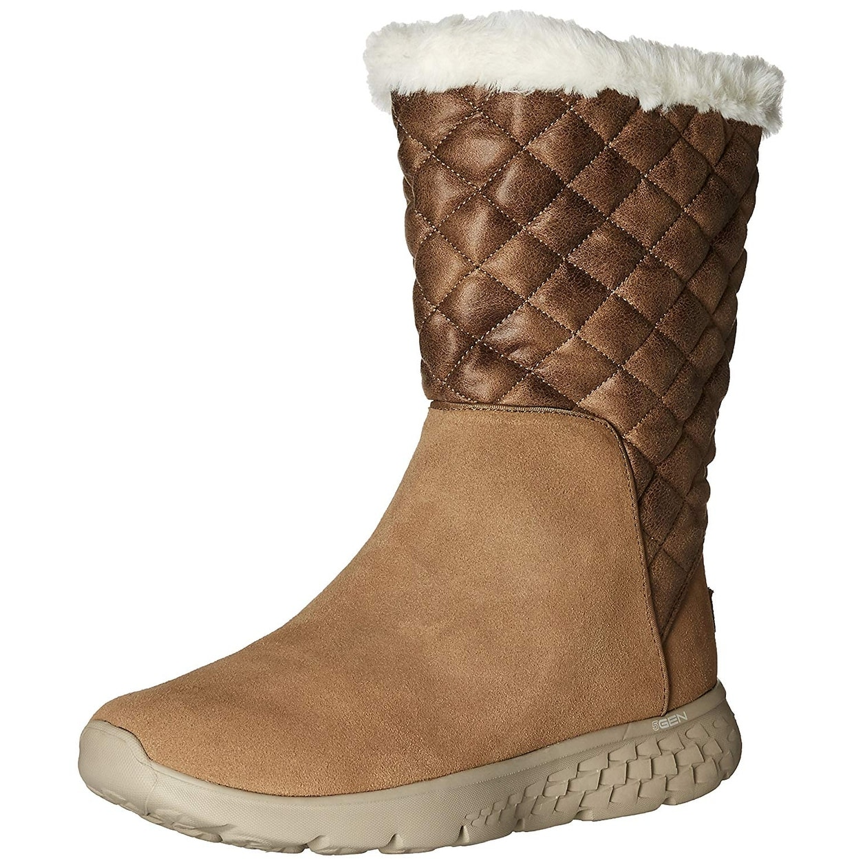 skechers performance women's on the go 400 cozies winter boot
