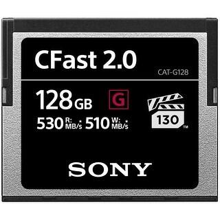 Sony G Series CFast 2.0 Memory Card 128GB