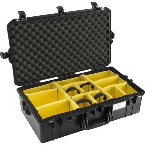 Pelican 1605 Protector Air Case (Black)
