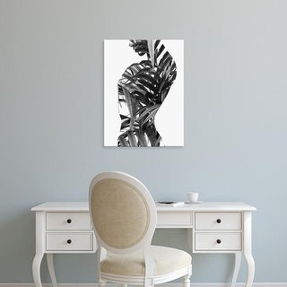 Easy Art Prints Andreas Lie's 'Ava' Premium Canvas Art