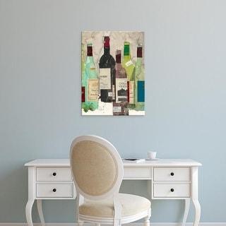 Easy Art Prints Samuel Dixon's 'Red or White I' Premium Canvas Art