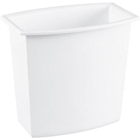 Sterilite 8 Quart Rectangle Wastebasket 10220012