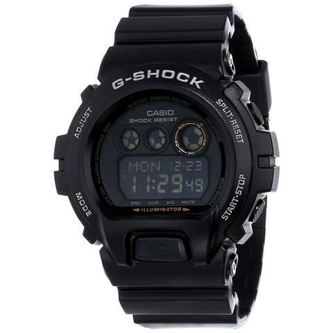 Casio Men's XL 6900 Digital Display Quartz Black Watch