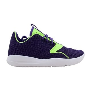 first rate cbdae 5d738 Shop Nike Grade-School Air Jordan Eclipse GG Ultraviolet Ghost Green-Black-White  724356-508 - Free Shipping Today - Overstock - 22531428
