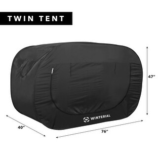 Winterial Pop Up Bed Tent (Small)
