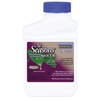 Bonide 210 All Season Spray Oil, 1 Pint