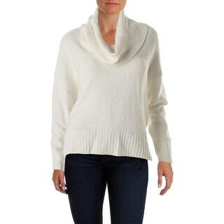 MICHAEL Michael Kors Womens Wool Blend Long Sleeve Pullover Sweater
