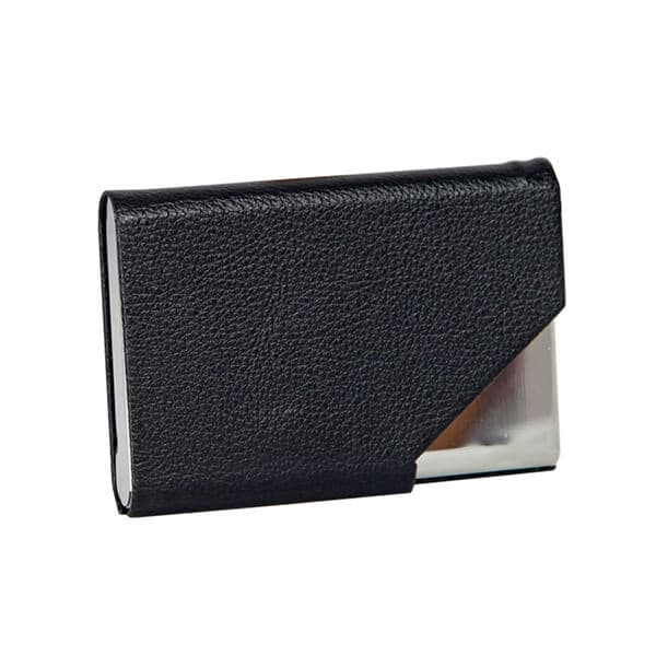 Mad Style Black Card Holder
