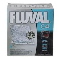 Fluval Zeo-Carb Filter Bags For C4 Power Filter (3 Pack)