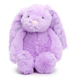 Gitzy Purple Bunny Rabbit Plush