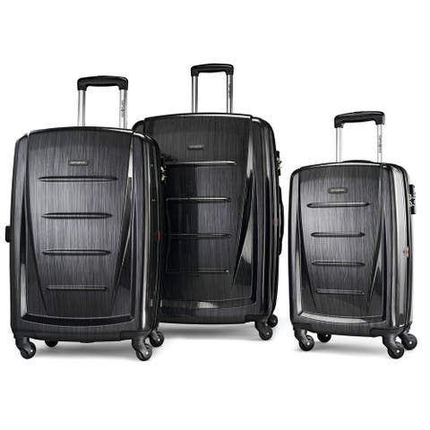 Samsonite Winfield 2 Hardside Expandable Luggage with Spinner Wheels, - 3-Piece Set (20/24/28)