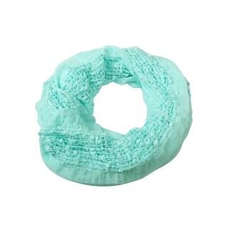 Cejon Women's Sequined Net Infinity Scarf - os