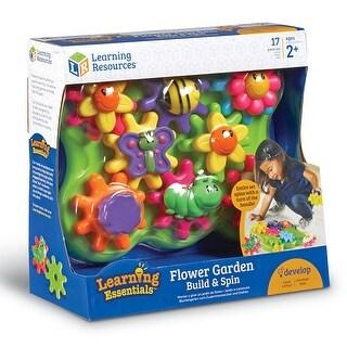 Learning Essentials Flower Garden