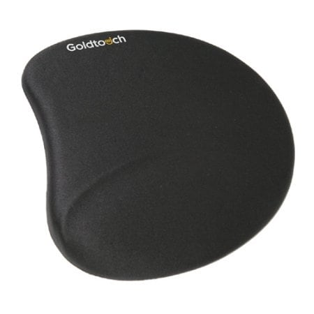 Goldtouch - Goldtouch Black Gel Filled Mousing Platform