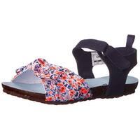 OshKosh B'Gosh Perla-G Bow Front Fashion Sandal (Toddler/Little Kid)