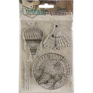 Studio Light Memories Of Summer Stamps