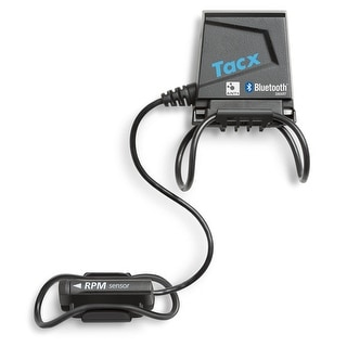 Tacx Speed and Cadence Sensor for ANT+ and Bluetooth Cycling Computer - T2015