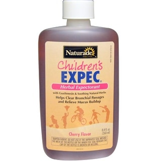 Naturade Expec Child's Cough Syrup 8.8-ounce