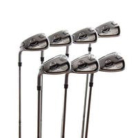 New Cobra Fly-Z Iron Set 5-PW,GW R-Flex Dynalite XP 85 Steel LEFT HANDED