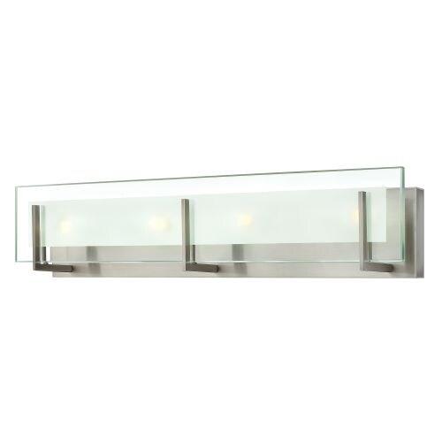 Hinkley Lighting 5654 4 Light ADA Compliant Bath Bar from the Latitude Collection