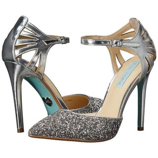 962274efb59 Silver Betsey Johnson Women s Shoes