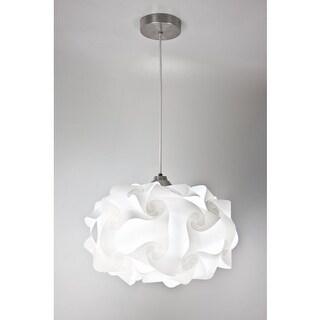 "EQ Light PP4M01 Cloud 1 Light 15"" Pendant"