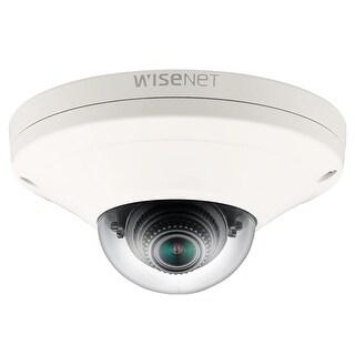 Hanwha Techwin SNV-6013 2 MP Vandal-Resistant Dome Camera