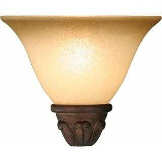 "Volume Lighting GS-169 4.75"" Height Sandstone Glass Bell Shade"