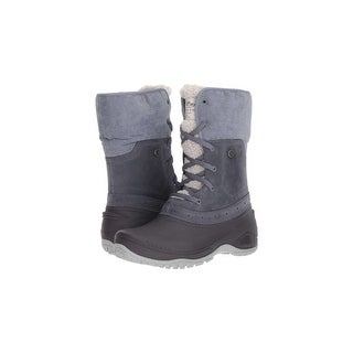 Link to The North Face Womens Shellista Roll Down Closed Toe Ankle Cold Weather Boots Similar Items in Women's Shoes