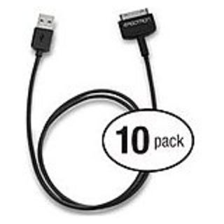Ergotron Tablet Management 30-Pin to USB Cable Kit, 76 cm Length - for iPad - USB/Proprietary for iPad, Tablet PC, iPhone, iPod