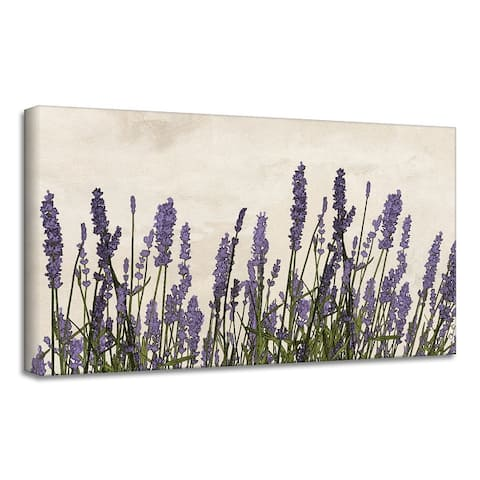 Olivia Rose 'Poetic Flora XX' Canvas Botanical Wall Art