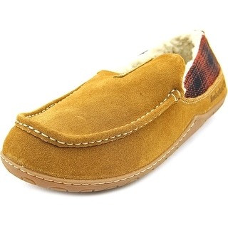 Timberland Kick around Moc Toe Suede Slipper
