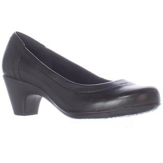 Easy Spirit Carmela Comfort Dress Pumps - Black Multi