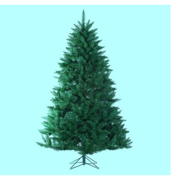 7' Artificial Natural Green Full Profile Pine Christmas Tree - Unlit