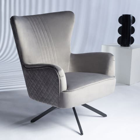 Safavieh Couture Alejandro Accent Chair